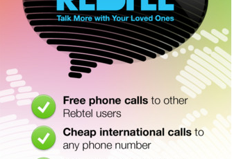 Now At 17M+ Users, Rebtel Brings Cheap VoIP Calls, Texts To The iPad