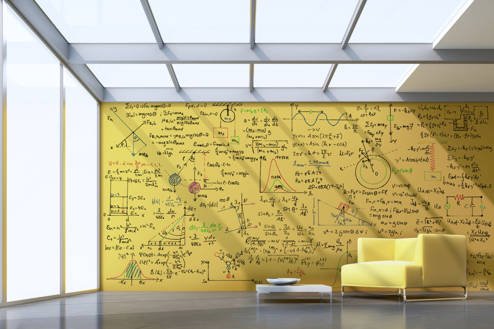 Attractive Chalkboard Wall Paint Colors Motif - All About Wallart ...