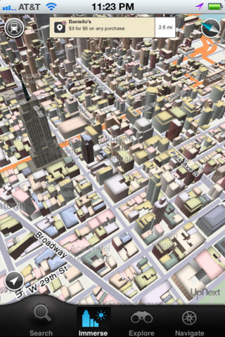 Aiming For The Google Maps Behemoth, UpNext Releases Vector