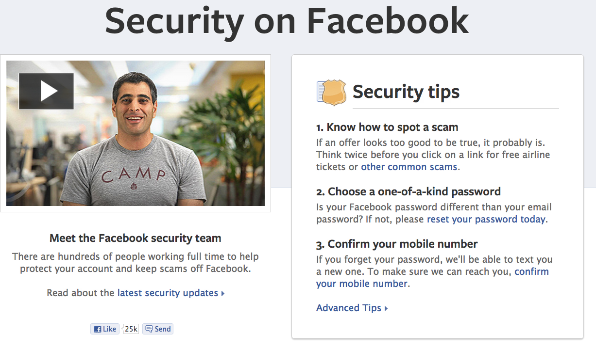 Facebook Asks Every User For A Verified Phone Number To Prevent