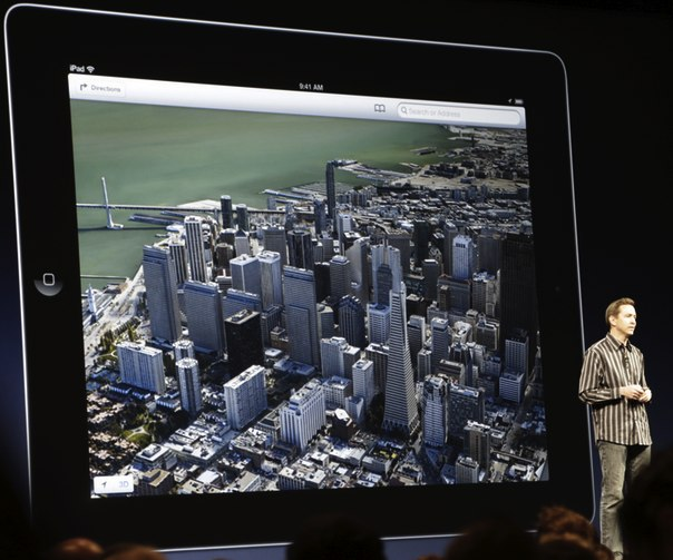 Goodbye To Google Maps With Street View Hello To Apple S New Maps