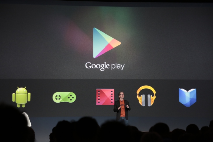 Google Adds Movie Purchases, TV Shows, And Magazines To Google Play