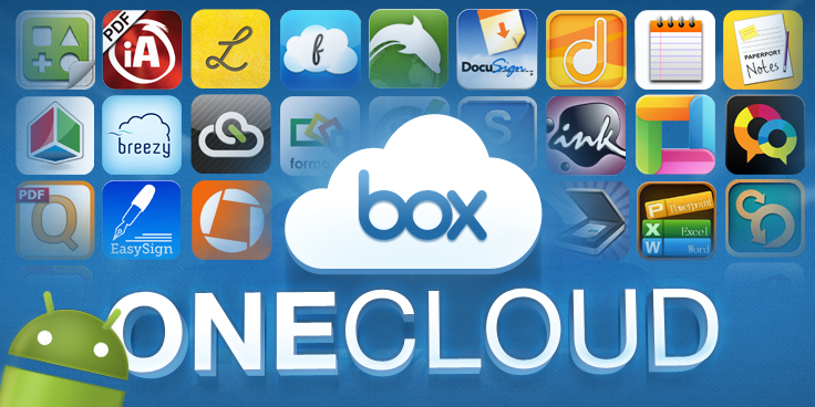 Box Brings Its OneCloud Platform To Android With 50 Apps | TechCrunch
