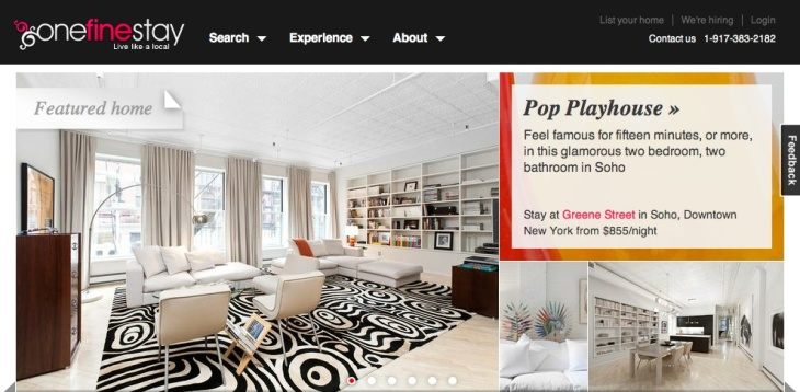 Onefinestay, The Airbnb For The 1%, Launches Neighborhood Guides For