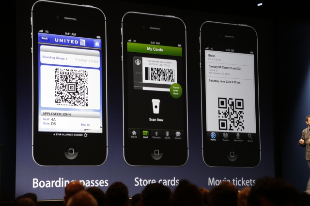 Apple's Passbook Could Be A Platform, Not Just Another