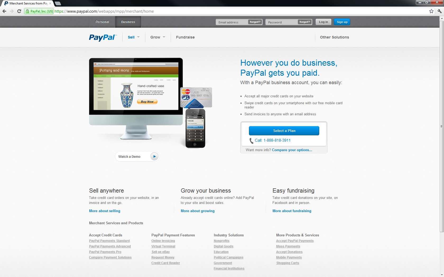 A Redesigned, Slicker PayPal Is Coming Tomorrow; Some Seeing New ...