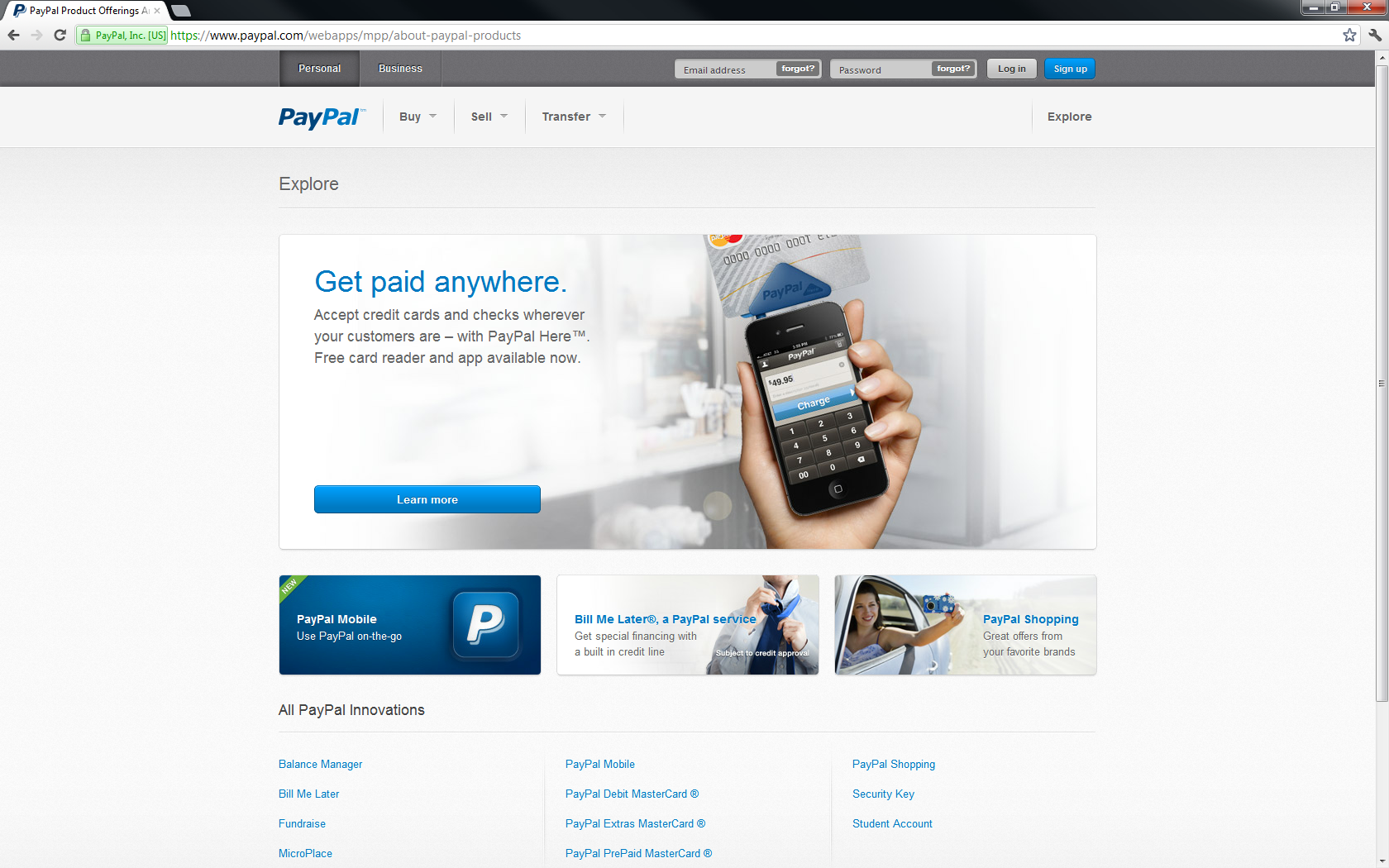 A Redesigned, Slicker PayPal Is Coming Tomorrow