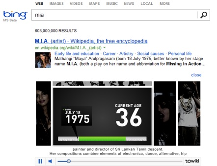 Bing Adds Qwiki's Multimedia Presentations To Its Search Results