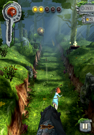 temple run brave screenshot