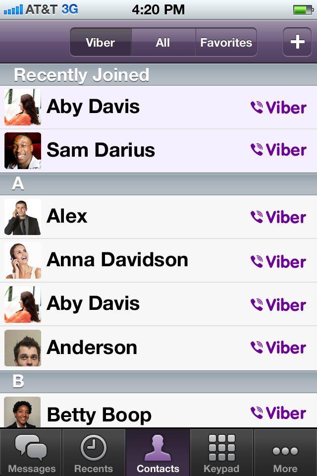 Viber Updates iPhone, Android Apps To Version 2 2: Group