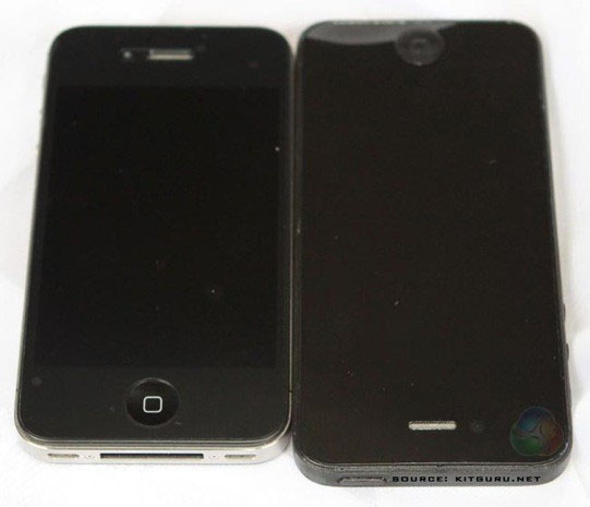 what does an iphone 4 look like this probably isn t the iphone 5 but it looks a lot like 20534