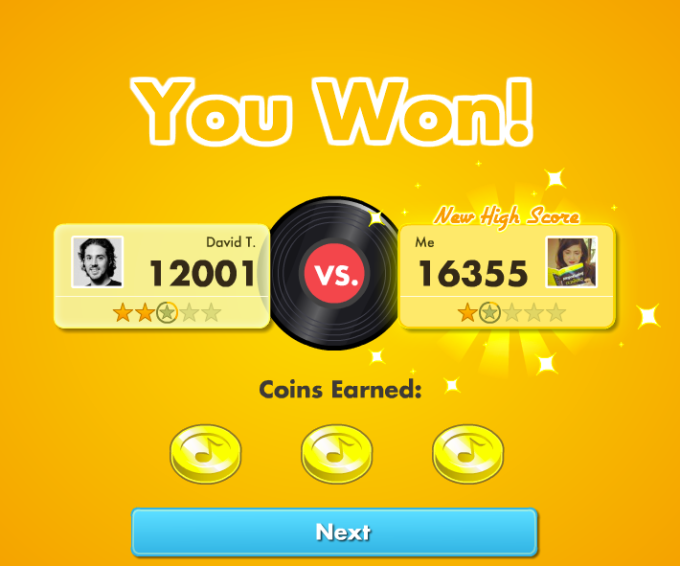 Song Pop Hits 2 Million Daily Active Users Many Of Them Probably