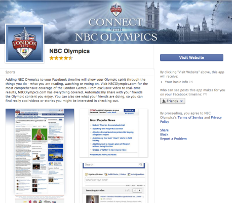 What's Driving Facebook's Olympics Deal With NBC? A Battle
