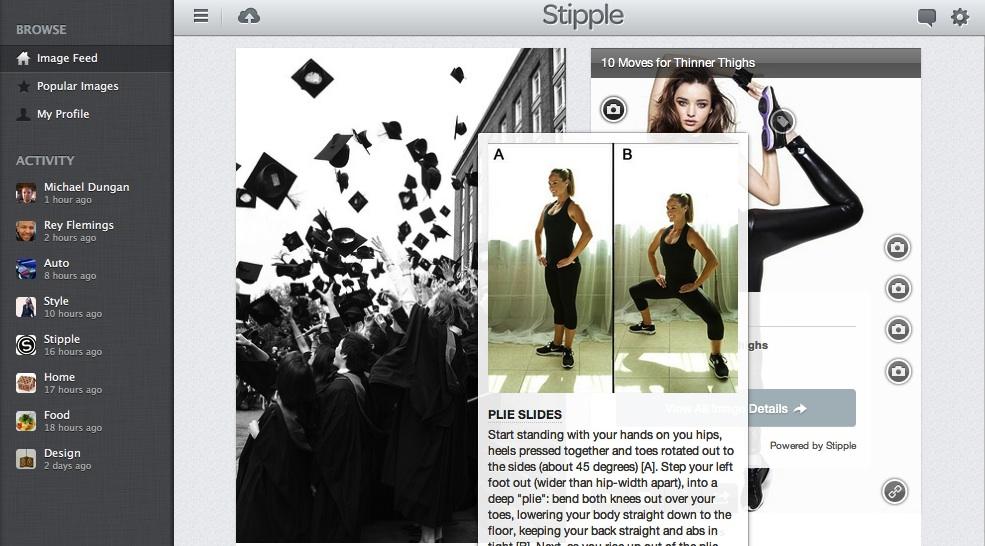 stipple screenshot