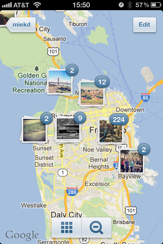 Instagram 3.0 Bets Big On Geolocation With Photo Maps ... on bmw location map, usa location map, estuary location map, dacia location map, ip location map, peterbilt location map, harley-davidson location map, freshwater marsh location map, jaguar location map, post location map, berlin location map, gat location map, great wall location map, noble location map,