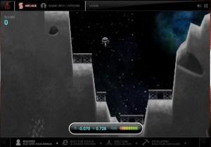 Lunar Lander In HTML5: Atari Teams Up With Microsoft To