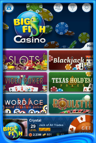 Big Fish Casino Raises The Stakes On Iphone With Real Money