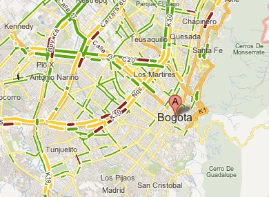 Google Maps Now Features RealTime Traffic Info For 130 Additional