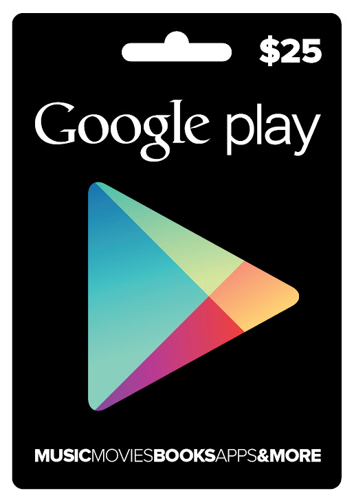 google officially reveals play store gift cards headed to gamestop radioshack and target. Black Bedroom Furniture Sets. Home Design Ideas