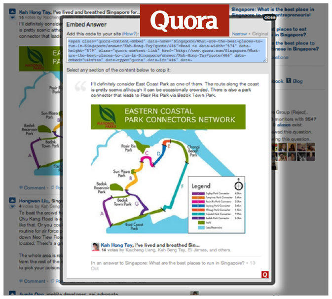 Quora Is On A Quest For Users With Its New Embeddable Quotes