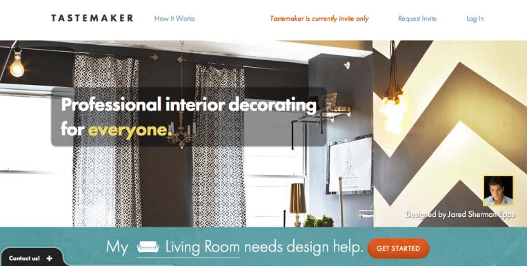 Tastemaker Wants To Make Interior Design More Affordable And Enchanting Best Interior Design Websites 2012