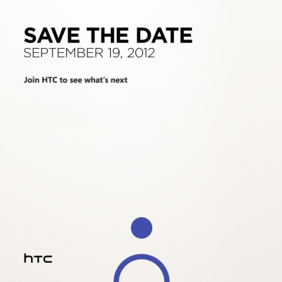 HTC Schedules September 19th Event, Expect Windows Phone 8 ...