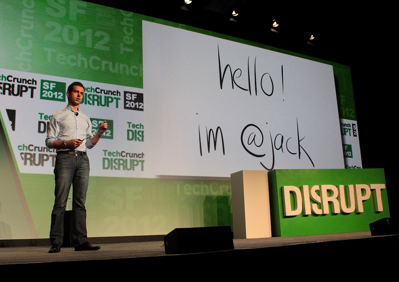 """I Never Wanted To Be An Entrepreneur"""" Says Jack Dorsey   TechCrunch"""