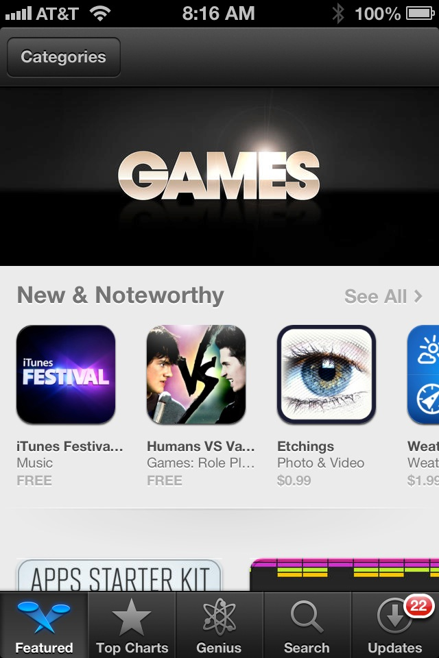 With New iOS 6 App Store, The Most Important Changes Are Under The