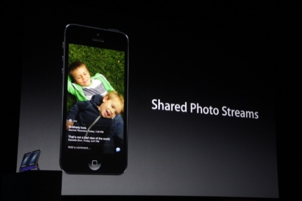 Apple Shows Off Panoramic Photos, Better Photo Sharing In ...