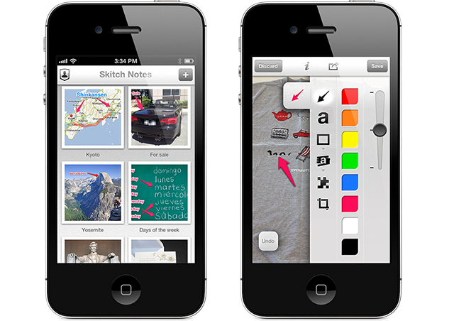 Evernote Pares Down, Soups Up Image Annotation App Skitch