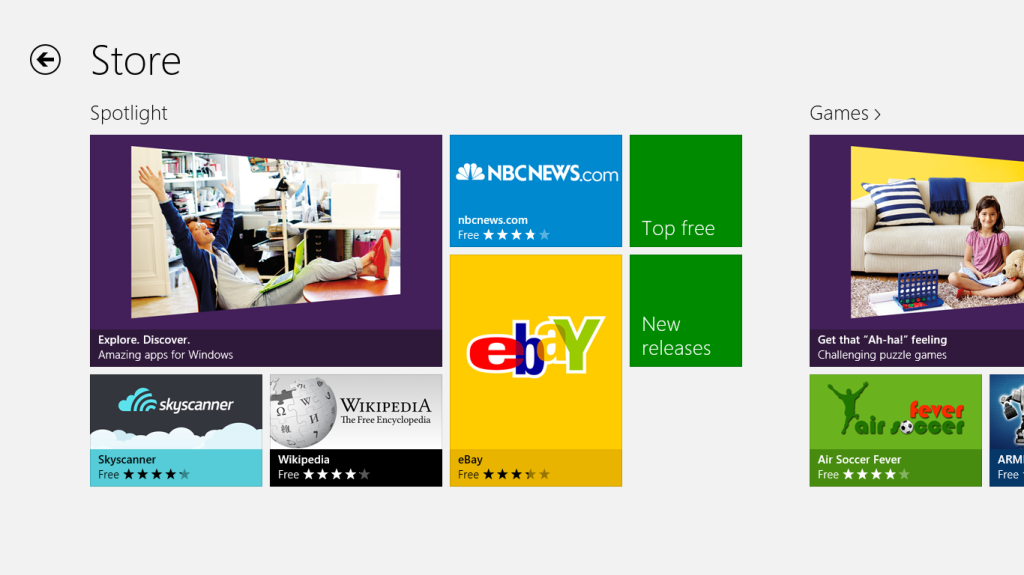 Microsoft's Windows Store Is Now Open For All Developers In 120