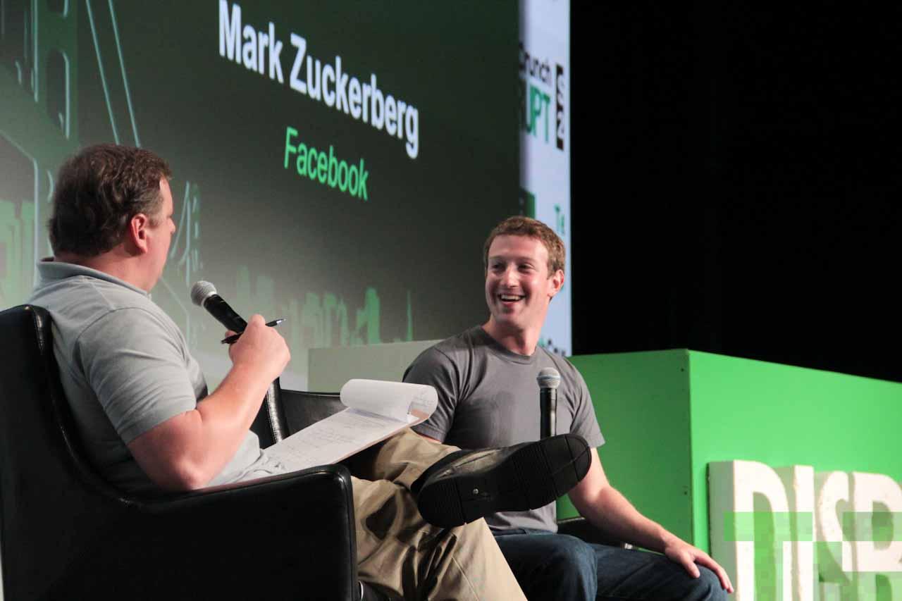 The Best Sound Bites From Mark Zuckerberg's First Interview