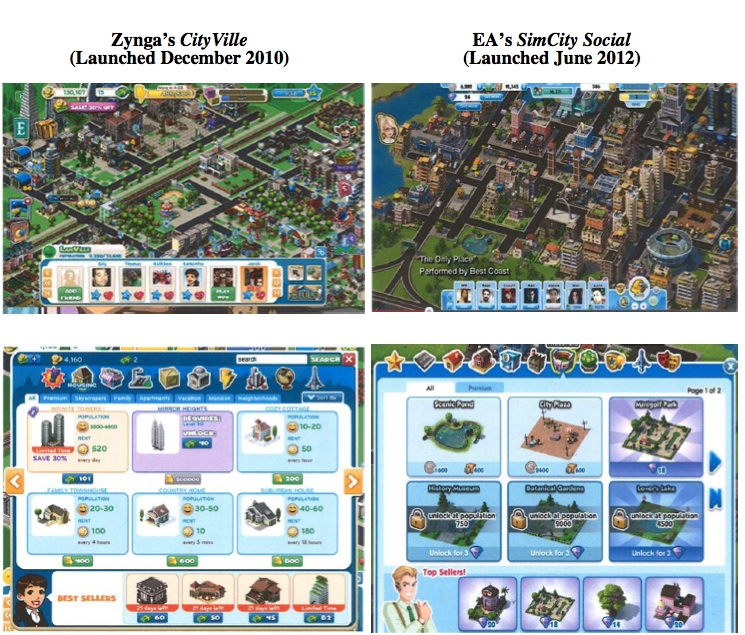 zynga city comparison