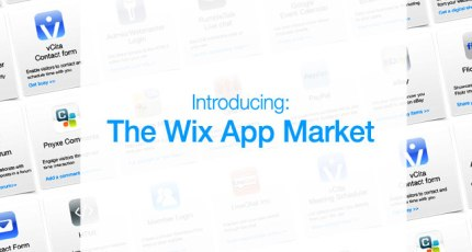 Now At 25M Users, Wix Brings Third-Party Apps To Its Website