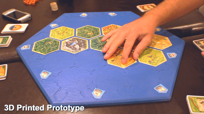 Spend Your Brick And Wood On This Ultimate Settlers Of Catan