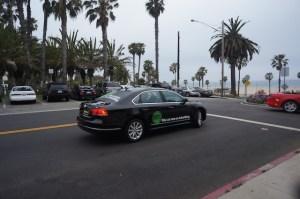 advercar car
