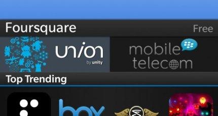 At Long Last, RIM Starts Taking BlackBerry 10 App