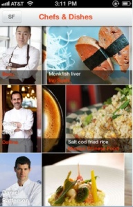chefs feed screenshot