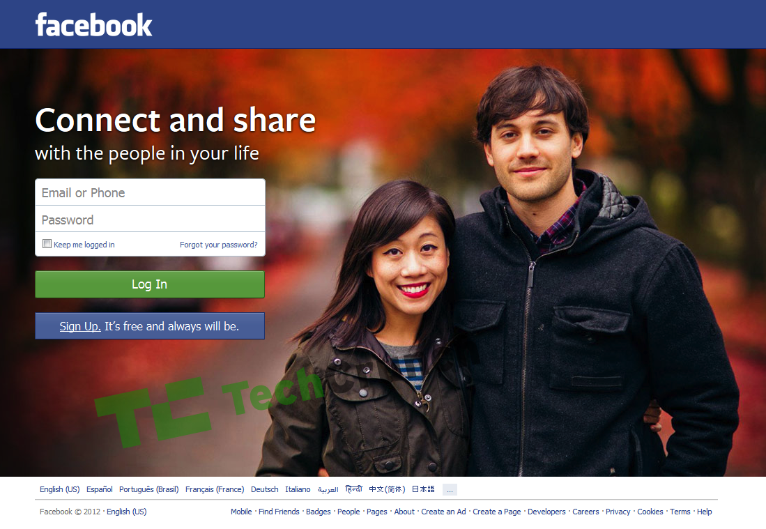 Facebook May Ditch Its Boring Logged Out Homepage For This