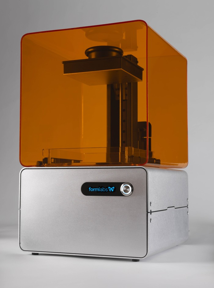 3D Systems Sues 3D Printer Company Formlabs For Patent