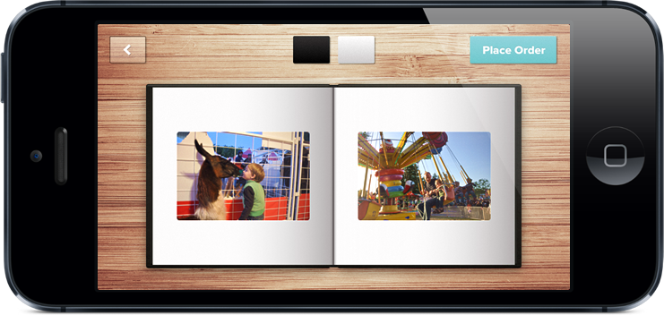 Mixbook Reveals Mosaic An Easy To Use App For Making Photo Books