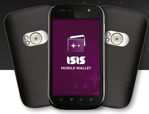 Mobile Payments Venture Isis Launches