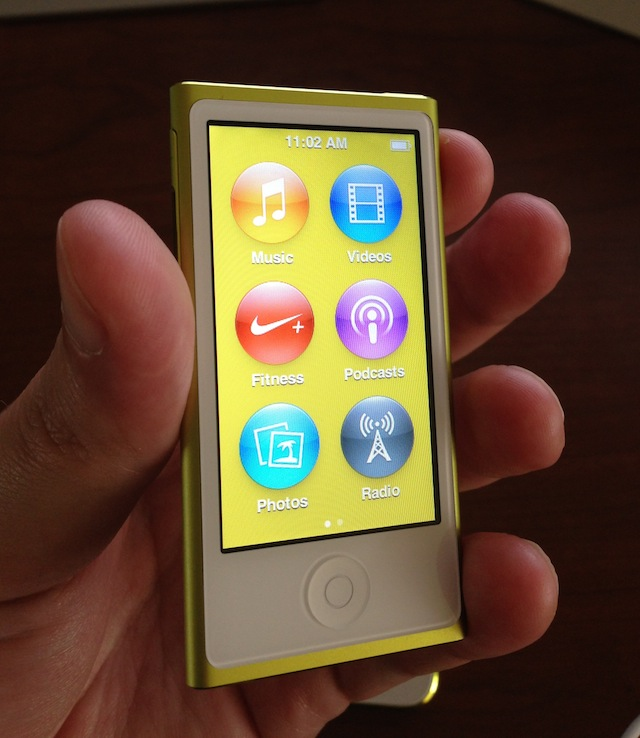 ipod nano 3rd generation drivers
