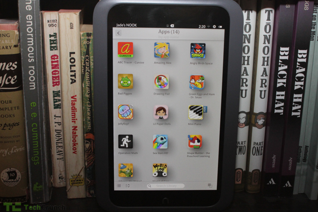 Review: The New Nook HD Tablet Is Just About The Best Reader You Can ...