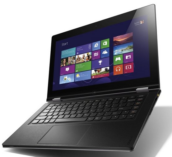 Lenovo Introduces The IdeaPad Yoga 11 And 13 The First