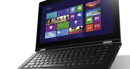 Lenovo Introduces The Ideapad Yoga 11 And 13 The First Tablet Laptop Ultrabook Hybrid Techcrunch