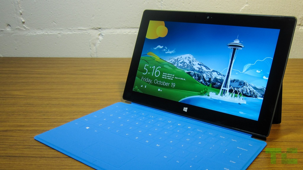 Don't Call The New Microsoft Surface RT A Tablet, This Is A