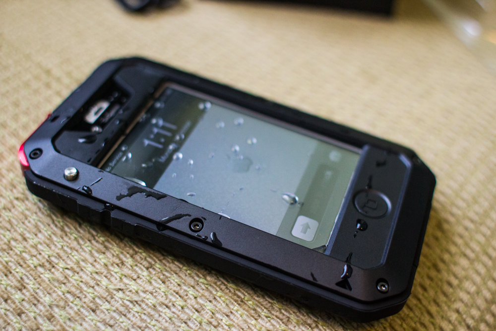 best website 1c15c 8040e The Lunatik Taktik Case Arms Your iPhone For Danger With Rugged ...
