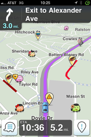 Waze Is The Only App To Gain Meaningful Marketshare After Apple Maps Waze Map Not Showing on delorme maps, garmin maps, rand mcnally maps, digitalglobe maps, quotes about maps, everquest maps, dnd maps, navigation maps, bird's eye maps, arcgis maps, nokia maps, apple maps, ham radio maps, warcraft 3 maps, bing maps, here maps, groundwater maps, google maps, role playing maps, viamichelin maps,