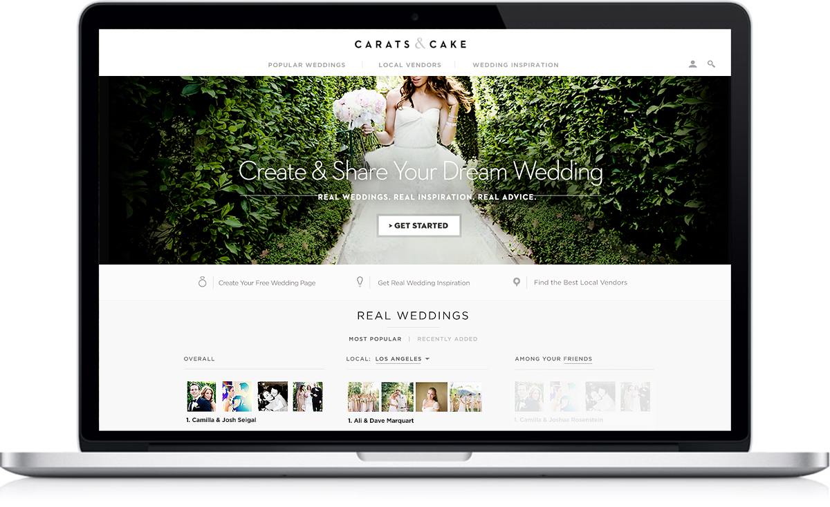 Carats & Cake Launches Wedding Planning Service To Connect Brides ...
